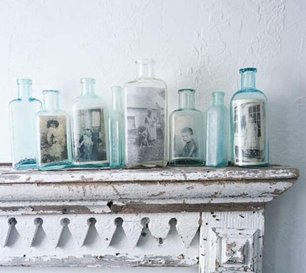 Идеи размещения фотографий в доме