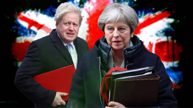 Британия — ЕС: трудный развод