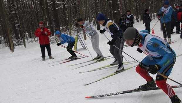 В Подольске 16 февраля пройдут соревнования по лыжным гонкам памяти Героя России