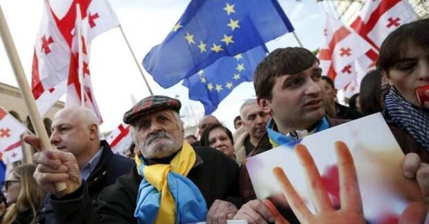Немецкое Heise: Запад не принес счастья Грузии и Украины