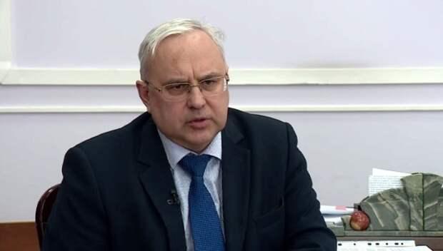 Минстрой Алтайского края: Голубцов уволился с поста замминистра 10 апреля