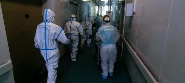 На Украине за сутки выявлено 889 новых случаев заражения COVID-19