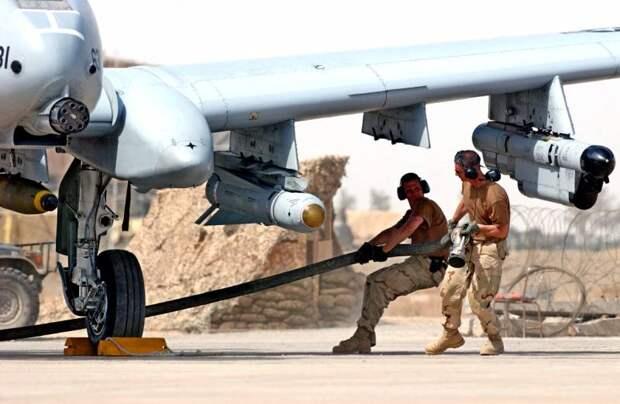 Американские самолеты ударили по проиранским силам в Сирии
