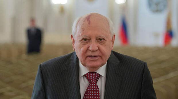 Михаил Горбачев сегодня. Фото: РИА Новости