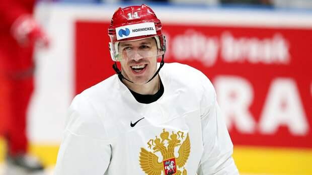 Шоумен ТНТ заступился зарусского хоккеиста Малкина, укоторого обнаружили гражданство США