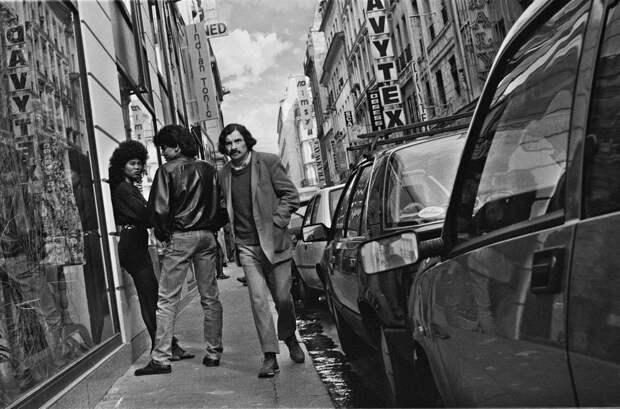 Труженицы секс-индустрии с улицы Сен-Дени. Фотограф Массимо Сормонта 39