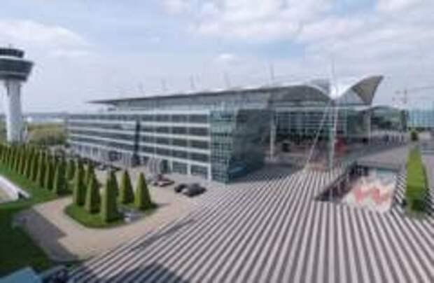 В аэропорту Мюнхена нарушена работа двух терминалов