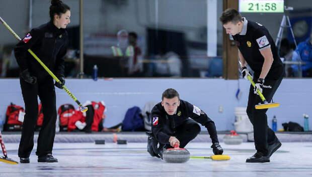 Сборная России вышла в четвертьфинал чемпионата мира по керлингу в Канаде