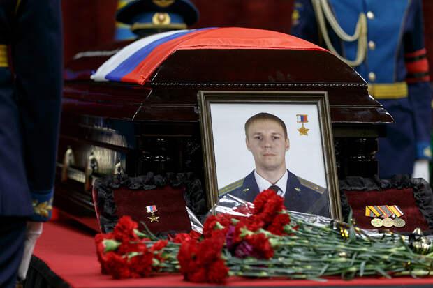 В Идлибе обнаружено место героической гибели российского летчика Романа Филипова