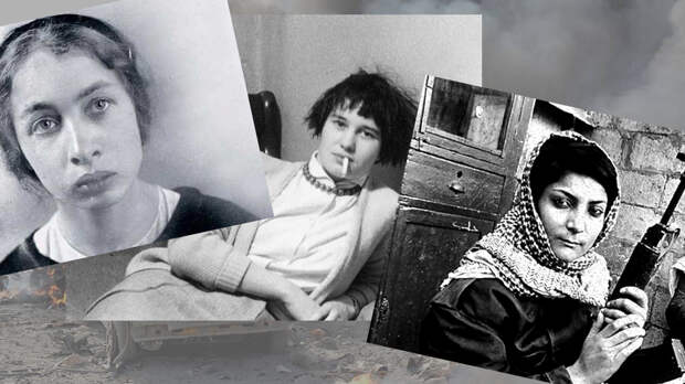 7 самых знаменитых террористок, которые повлияли на ход истории