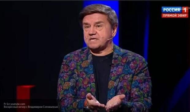 «12 млн не могут быть меньшинством»: Карасев вступился за русскоязычных украинцев
