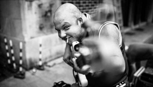 Черно-белая магия уличных портретов Джулио Магнифико