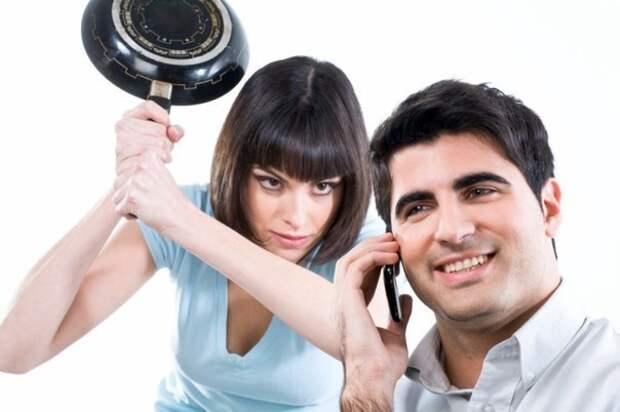 9 верных признаков того, что ты несносная ревнивица и пора остановиться