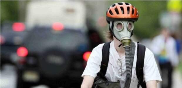 В Крыму произошел выброс неизвестного химиката