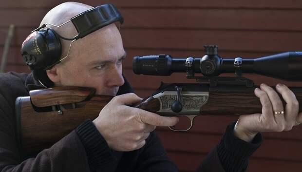 Подольчане могут принять участие в турнире по стрельбе среди инвалидов 29 октября