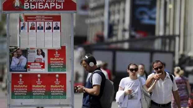 Контролируемый Варшавой белорусский Telegram распространяет страшилки об отключении интернета в день выборов