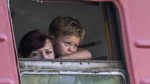 СМИ: В Польше количество беженцев с Украины бьёт все рекорды