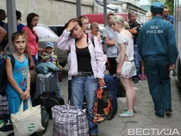 Украинских беженцев из Керчи переправили в Воркуту