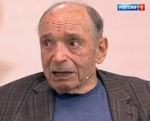 Валентин Гафт винит себя в смерти единственной дочери Ольги