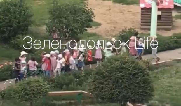 ВТатарстане уволили воспитателя детсада, которая пугала детей палкой