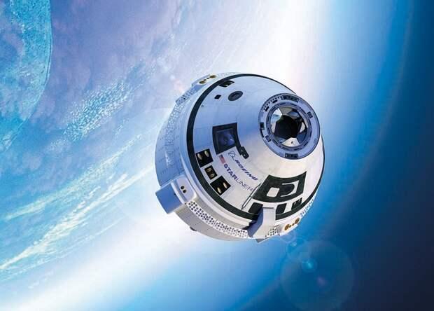 В первом космическом корабле Boeing нашли неисправность аварийной системы