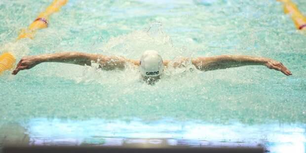Ветераны клуба «Динамо» пополнили копилку наград на Чемпионате России по плаванию
