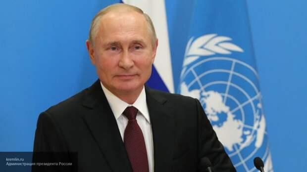 Путин уверен в успешном проведении теннисного турнира St. Peterburg Open