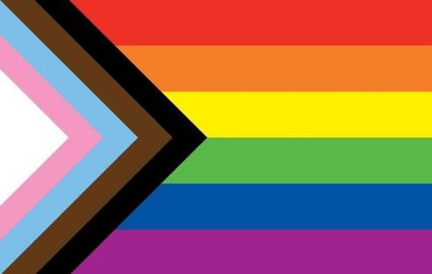 К радуге Балтийского прайда добавили и другие цвета