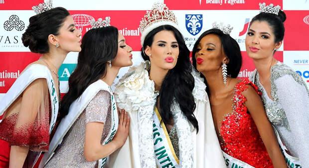 Самыми красивыми в мире оказались женщины Венесуэлы
