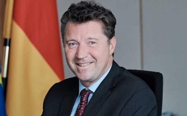 Посол Германии фон Гайр назвал обнадеживающими перспективы «Северного потока - 2»