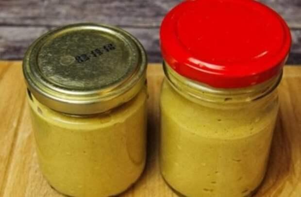 Рецепт ядреной горчицы за 3 минуты: рецепт моего деда