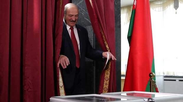 На выборах президента в Белоруссии 13 процентов уже проголосовали ...