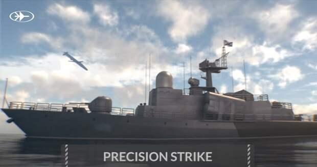 кадр из видео с канала  RAFAEL Advanced Defense Systems Ltd