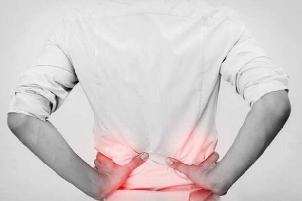 Боли в пояснице могут быть связаны с почечными заболеваниями