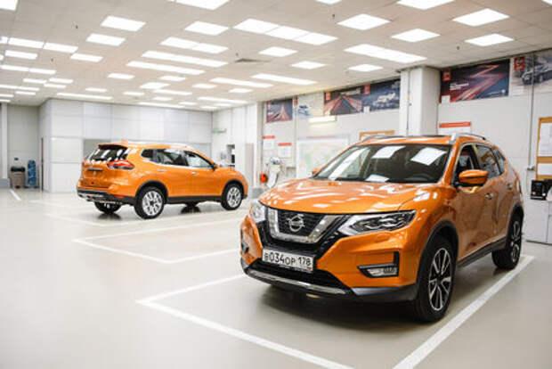 Nissan рассказал первые подробности об обновленном X-Trail для России