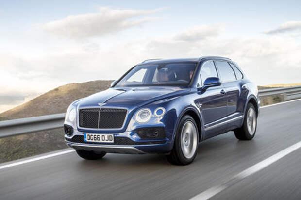Bentley Bentayga Diesel: осторожно - 48-вольтовая коробочка (ну ладно, большая коробка)!