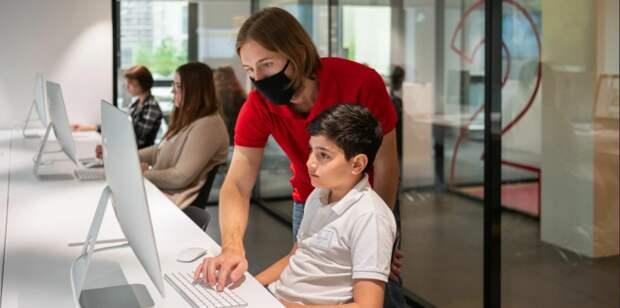 Подростки из Митина за лето освоят профессию веб-дизайнера и комьюнити-менеджера