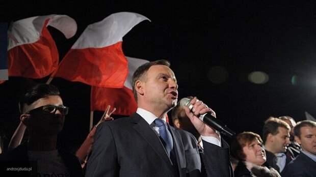 Украина подцепила «польскую заразу»: Варшава решила разыграть «многоходовку» с Россией