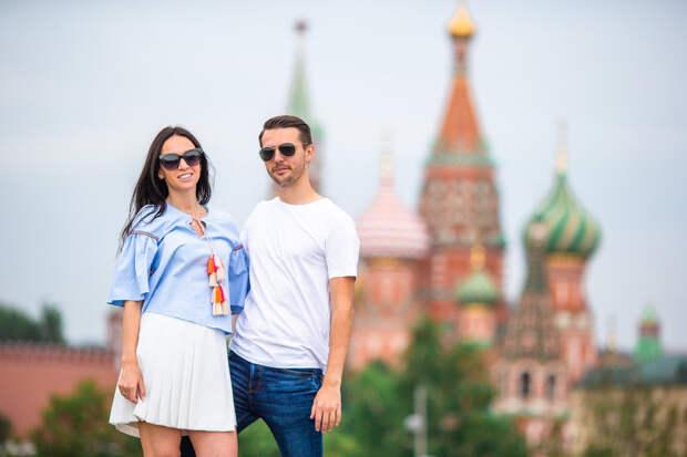Самые любвеобильные россияне живут в Москве