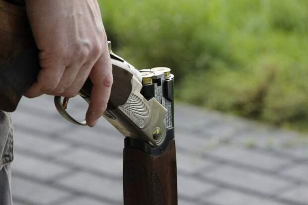 Житель Рязанщины обстрелял дом сожительницы