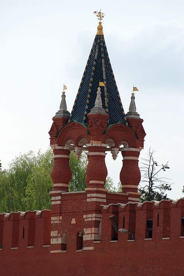 Московский Кремль. Часть 1.