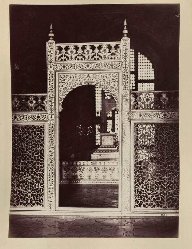 Albom fotografii indiiskoi arhitektury vzgliadov liudei 44