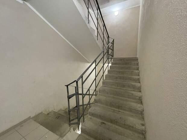 В доме на Минусинской починили освещение