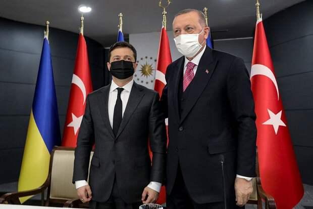 В Кремле считают, что Турция вправе выстраивать отношения с Украиной