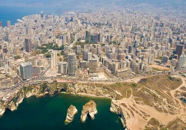Кикладские острова и Бейрут Земли, интересное, история, колонии, политика, россия, страны, упущенные