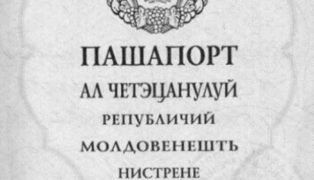 В Молдавии решили переименовать молдавский язык в румынский | Продолжение проекта «Русская Весна»