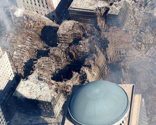 Антипов указал на ключевой момент, доказывающий снос башен-близнецов нанотермитной взрывчаткой