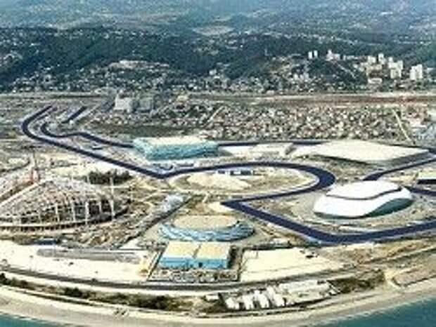 Сценарий открытия Олимпийских игр в Сочи