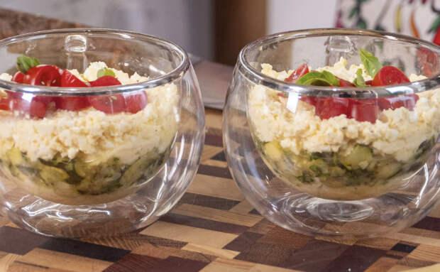 Сырный салат во главу стола: повторяем проверенный рецепт СССР