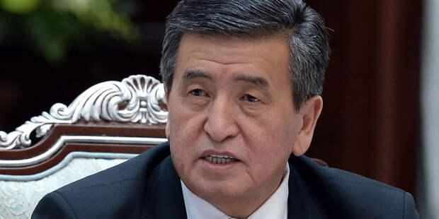 Киргизия «обезглавлена»